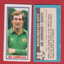 Manchester City Joe Corrigan 56